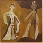 Pablo Picasso,  Musée d'Art Moderne, Strasbourg