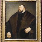 Markgraf Friedrich von Sachsen, Tizian, Kunsthistorisches Museum, Wien