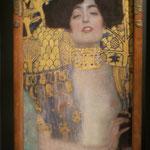 Gustav Klimt, Sonderausstellung Venedig, Judith und Holofernes