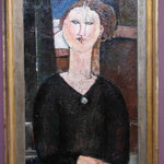 Modigliani,  Musée National de l'Orangerie, Paris