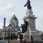 Der französische Stadtgründer von Quebec Samuel de Champlain