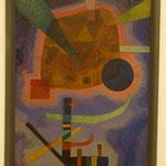 Pau7l Klee,  Musée d'Art Moderne, Strasbourg