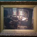 "Max Liebermann, Sonderausstellung 2015 ""Liebermann und van Gogh"",Liebermanns Wannseevilla, Berlin"