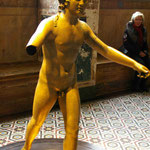 Römische Knabenfigur, Neues Museum Berlin