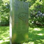 Denkmal für den Berliner Augenarzt von Graefe im Berliner Tiergarten