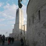 Befreiungsdenkmal von der Naziherrschaft über Budapest