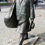 Von den Berlinern ungeliebt: Adenauer am Adenauerplatz