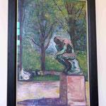 Edvard Munch,  Musée Rodin