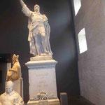 Albrecht der Bär  in der Denkmalsausstellung in der Spandauer Zitadelle