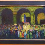 Wassily Kandinsky, Museo Thyssen-Bornemisza, Madrid, Spanien