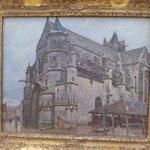 Alfred Sisley, Huntarian Art Gallery, Glasgow, Schottland