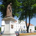 Denkmal der Königin Louise Henriette von Oranien in Oranienburg