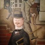George Grosz, Sammlung Scharf-Gerstenberg, Nationalgalerie Berlin