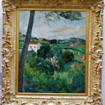 Paul Cezanne,  Musée National de l'Orangerie, Paris
