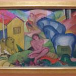 Franz Marc, Museo Thyssen-Bornemisza, Madrid, Spanien
