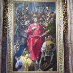 El Greco, Sakristei der Kathedrale von Toledo, Spanien