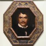 Franz von Stuck, Selbstportrait, Germanisches Nationalmuseum Nürnberg