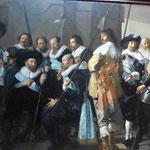 Stadtwache von Frans Hals und einem Kollegen,  Rijksmuseum, Amsterdam