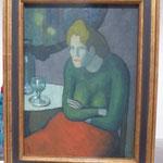 Pablo Picasso, Museo Reina Sofia, Madrid, Spanien