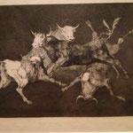 Francesco de Goya, Sammlung Scharf-Gerstenberg, Nationalgalerie Berlin
