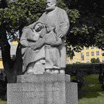 Denkmal für die norwegischen Opfer des 2. Weltkriegs in Alesund, Norwegen