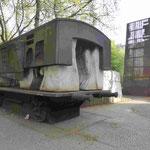 Denkmal für die ermordeten Berliner Juden am Standort der ehemaligen Synagoge in der Levetzowstr. in Berlin Tiergarten