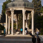 Grabmal des persichen Dichters Hafis in Schiras