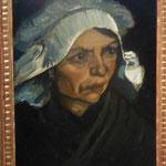 """Vincent van Gogh, Sonderausstellung 2015 """"Liebermann und van Gogh"""",Liebermanns Wannseevilla, Berlin"""