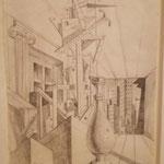 Georgio de Chirico, Sammlung Scharf-Gerstenberg, Nationalgalerie Berlin