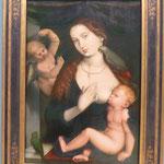 Hans Baldung Grien, Madonna, Germanisches Nationalmuseum Nürnberg