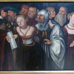 Lucas Cranach, Germanisches Nationalmuseum Nürnberg