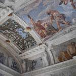 Paolo Veronese, Fresken in der Villa Barbaro, Maser, Venetien