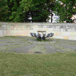 Denkmal gegen Krieg und Faschismus am Platz der Einheit in Potsdam