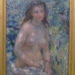 Auguste Renoir, Musée d'Art Moderne, Strasbourg