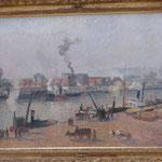 Camille Pissarro, Huntarian Art Gallery, Glasgow, Schottland