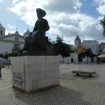 Denkmal für Heinrich den Seefahrer an der Algarve, Portugal