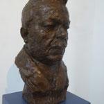 Gerg Kolbe, Büste des Reichspräsidenten Ebert, Georg-Kolbe Museum