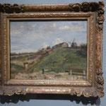 Montmartre, van Gogh,  Rijksmuseum, Amsterdam
