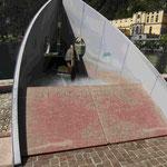 Mahnmal für die Gefallenen der Meere in Riva del Garda, Italien
