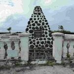 Denkmal für die Hissung der Flagge des deutschen Kaiserreiches 1900 auf Samoa
