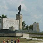 "Denk-und Grabmal für Ernesto ""Ché"" Guevara in Santa Clara, Kuba"