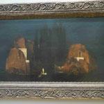 Arnold Böcklin: Die Totenonsel,  Met