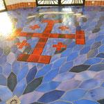 Jean Cocteau, Chapelle Notre Dame de Jerusalem, Frejus, Südfrankreich