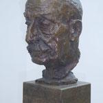 Georg Kolbe, Büste Max Liebermann, Georg-Kolbe Museum
