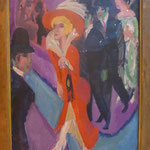 Ernst-Ludwig Kirchner, Museo Thyssen-Bornemisza, Madrid, Spanien