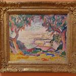 George Braque, Museo Thyssen-Bornemisza, Madrid, Spanien