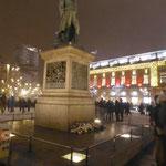 Denkmal für den elsäßischen General Kleber, kämpfte für Napoleon
