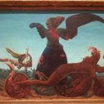 Max Ernst, Sammlung Scharf-Gerstenberg, Nationalgalerie Berlin