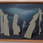 René Magritte, Museo Reina Sofia, Madrid, Spanien