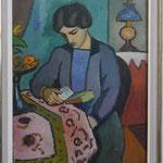 August Macke, ImEX, Nationalgalerie Berlin